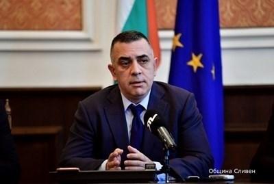 Кметът Стефан Радев: Работим в посока да няма воден режим в Сливен