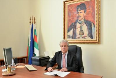Председателят на Общински съвет – Сливен Димитър Митев е с коронавирус