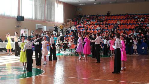 """Сливен е домакин на Националната купа по спортни танци ,,Туида 2020"""""""