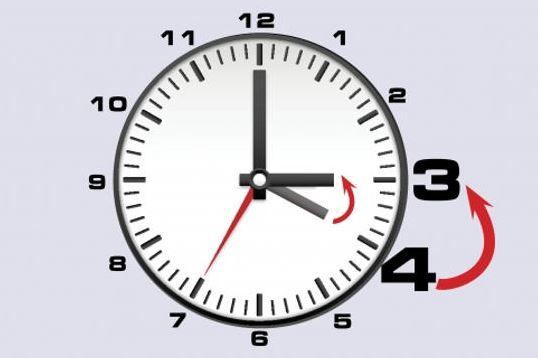 Тази неделя местим стрелките на часовника с час назад