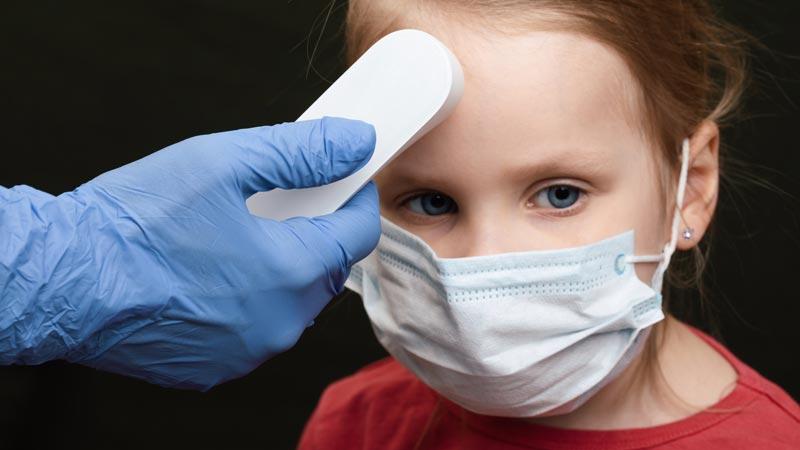 5-годишно дете от Сливен е заразено с коронавирус