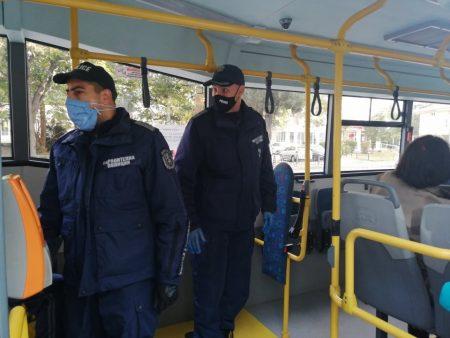 Извършени са проверки в 85 автобуса от обществения транспорт