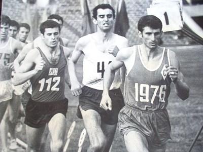 Почина легендата на сливенския и българския спорт Михаил Желев