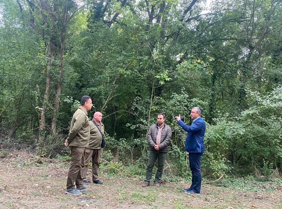 Заместник-министър Добрев в Сливен: Обезпечаването на потребностите на всяко семейство с дърва за огрев е от първостепенно значение